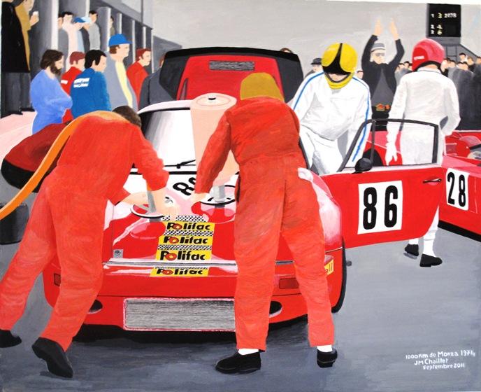 1000 km de Monza 1974