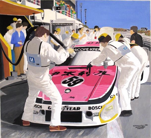 24 h du Mans 1981