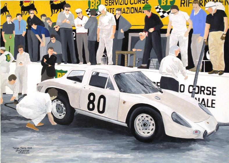 Targa Florio 1963