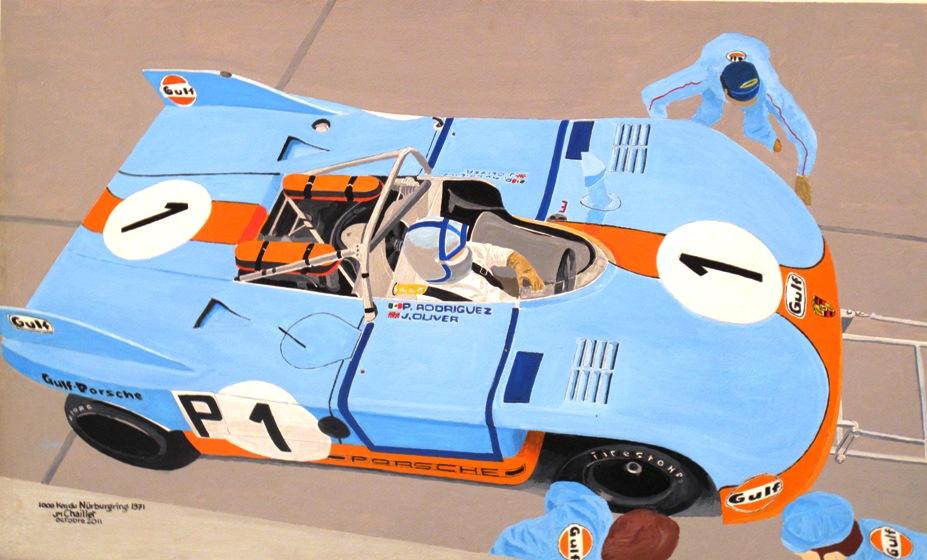 1000 km du Nürburgring 1971