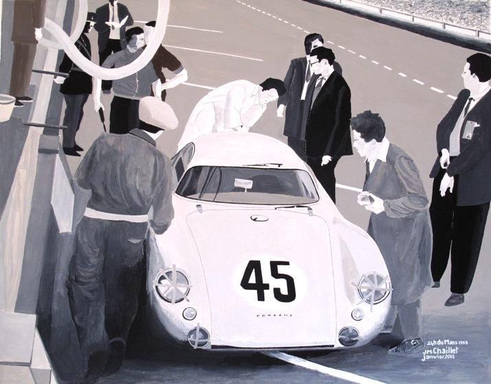 24 h du Mans 1953