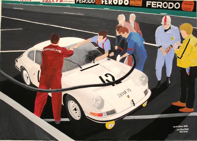 24 h du Mans 1967