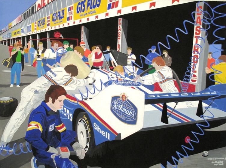 1000 km de Monza 1984