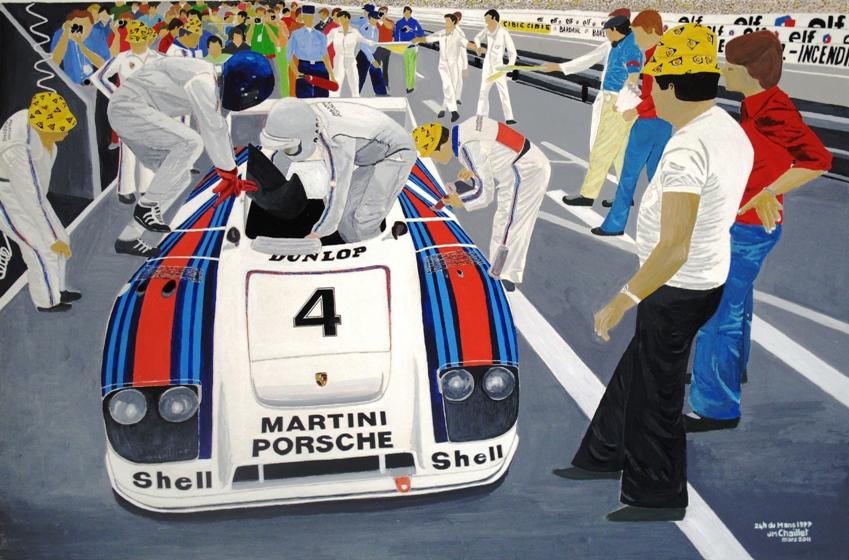 24 h du Mans 1977