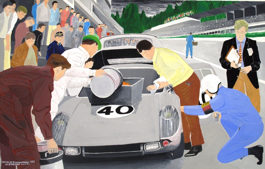 500 km de Spa Francorchamps 1965