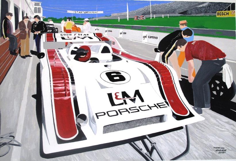 Canam - Mosport 1972