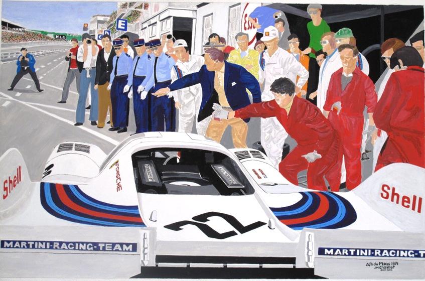 24 h du Mans 1971