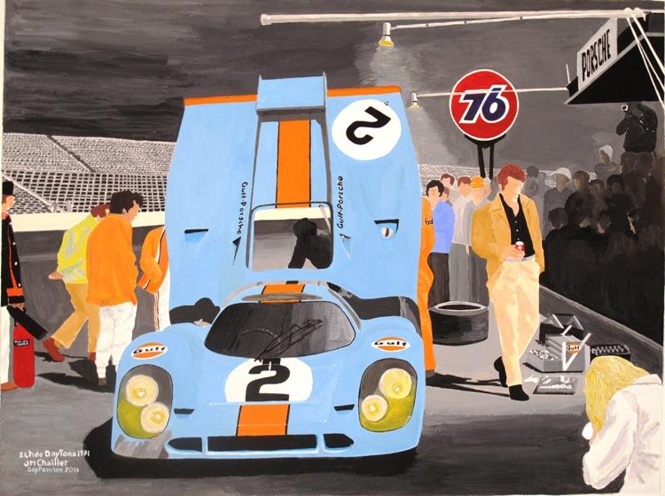 24 h de Daytona 1971